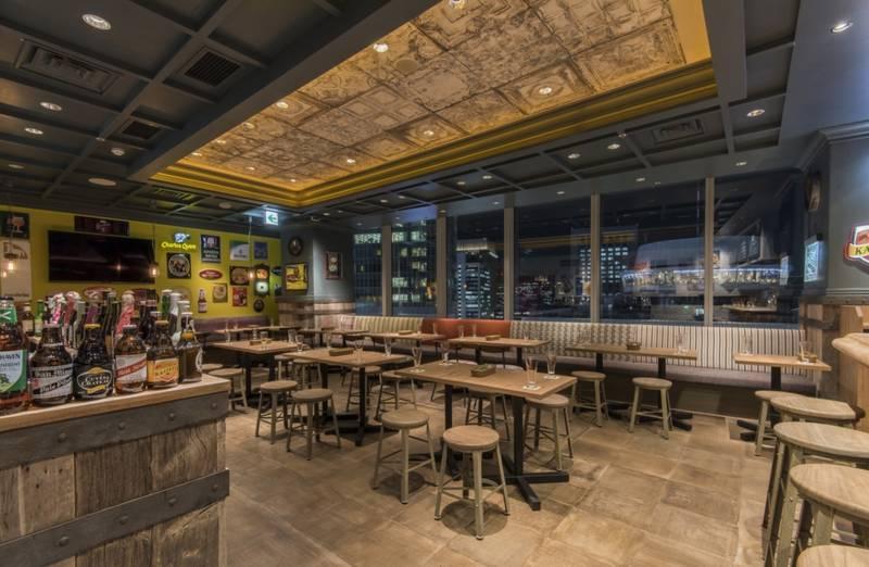 クラフトビールタップ 中華点心飲茶マロニエゲート銀座1店+宴会パーティ