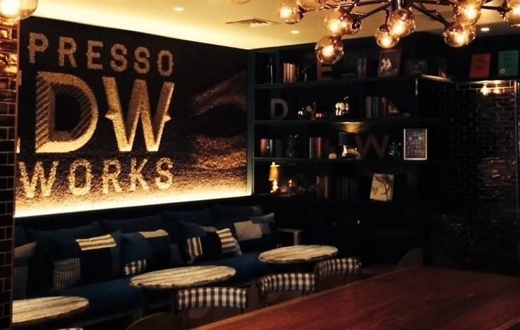 ESPRESSO D WORKS+宴会パーティ