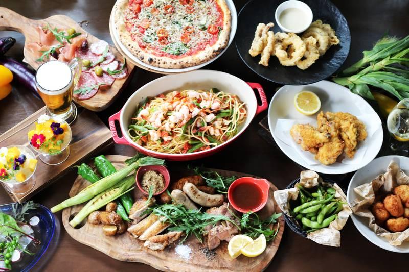 The Kitchen Salvatore Cuomo GINZA+宴会パーティ