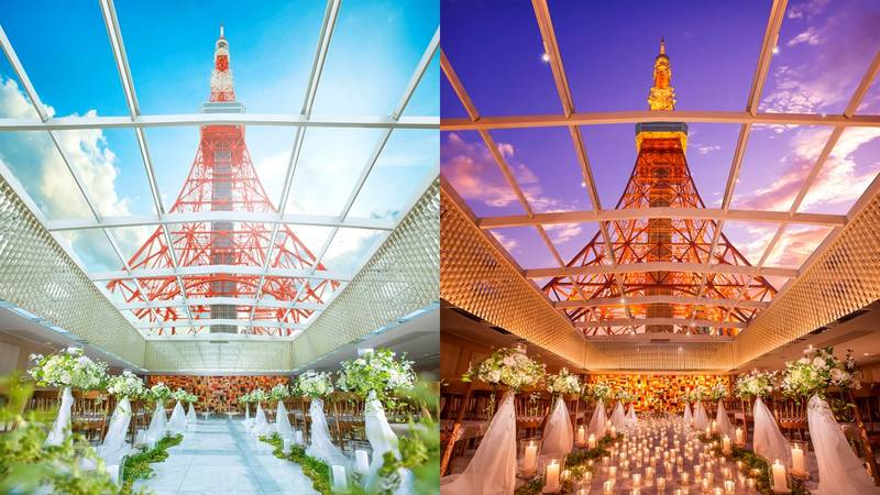 The Place of Tokyo+宴会パーティ