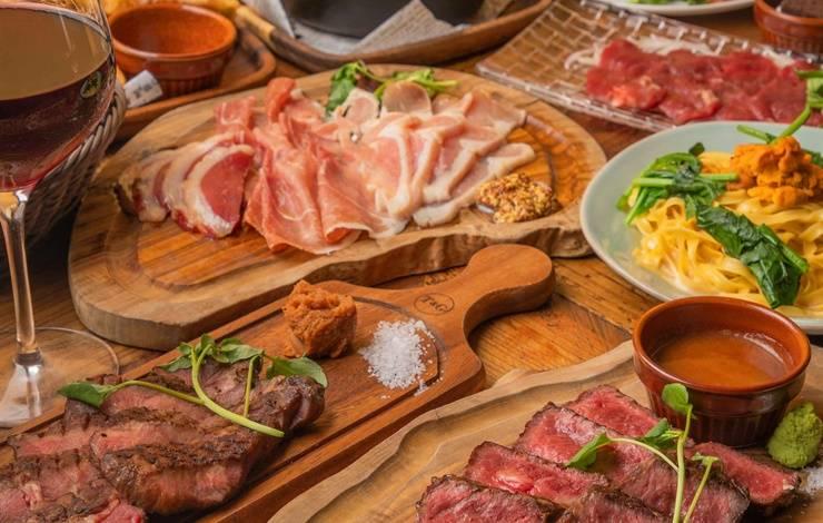 MEAT&WINE ワインホールグラマー 新橋+宴会パーティ