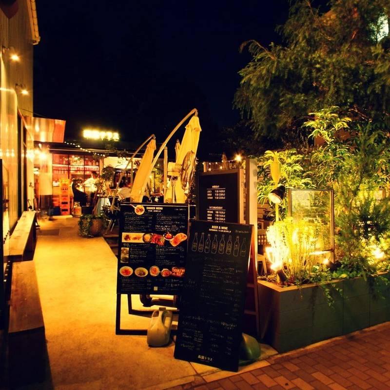 両国テラスカフェ+宴会パーティ
